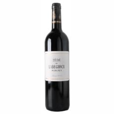 ZEDE DE LABEGORCE 2015 cave à vin réunion