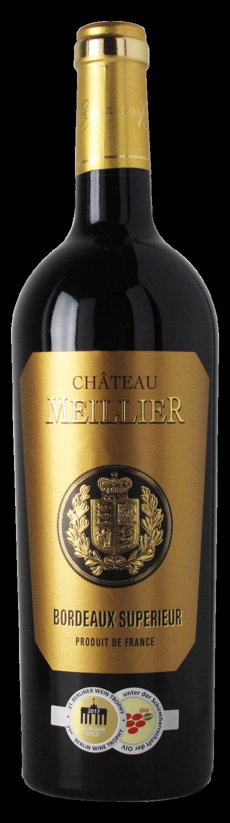 Château Meillier vin Mon Ti' Boutèy Réunion