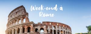 Mon Ti' Boutèy week-end à Rome