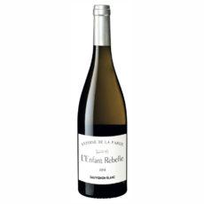 crâneuse vin loire réunion Mon Ti' Boutèy L'Enfant Rebelle Sauvignon 2018 - crâneuse vin loire réunion