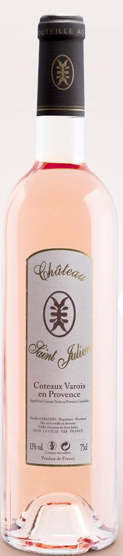 Mon Ti' Boutèy Saint-Julien rosé 2