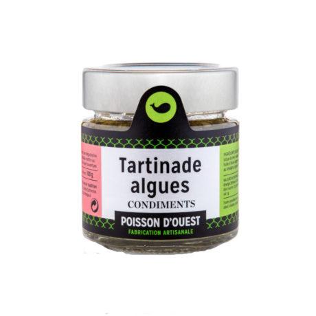 Tartinade algues condiment Mon Ti' Boutèy l'Épicerie