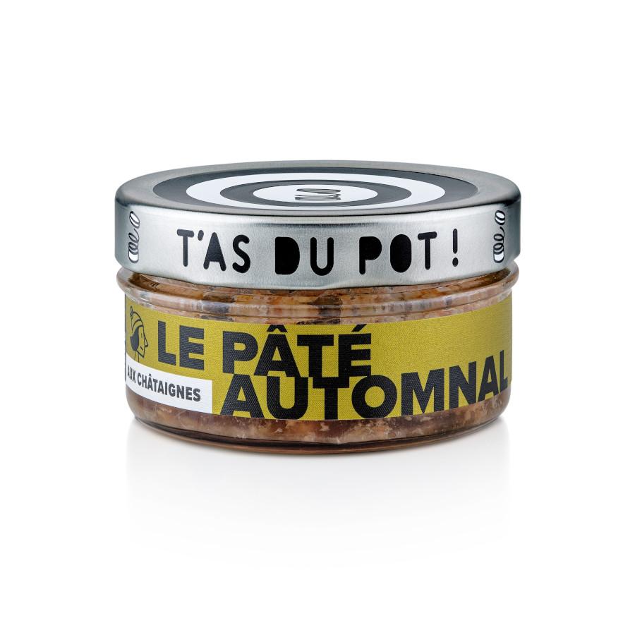 Pâté automnal - Mon Ti' Boutèy l'Épicerie