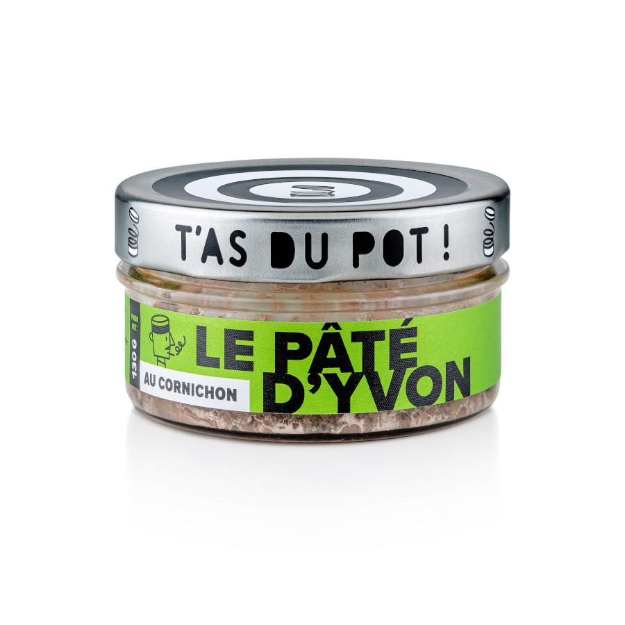 Pâté d'Yvon - Mon Ti' Boutèy l'Épicerie