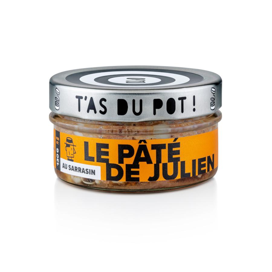 Pâté de Julien - Mon Ti' Boutèy l'Épicerie