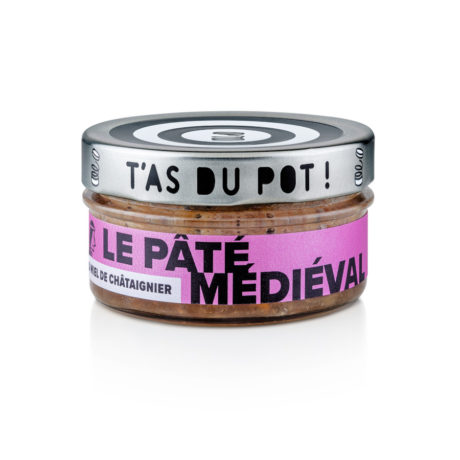 Pâté médiéval - Mon Ti' Boutèy l'Épicerie