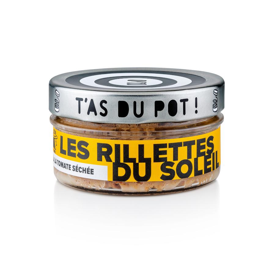 Rillettes du soleil - Mon Ti' Boutèy L'Epicerie