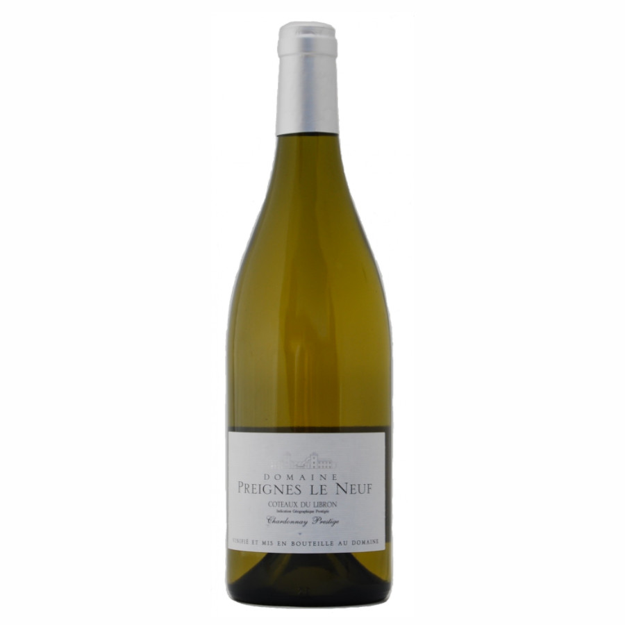 Preignes le Neuf Chardonnay Prestige