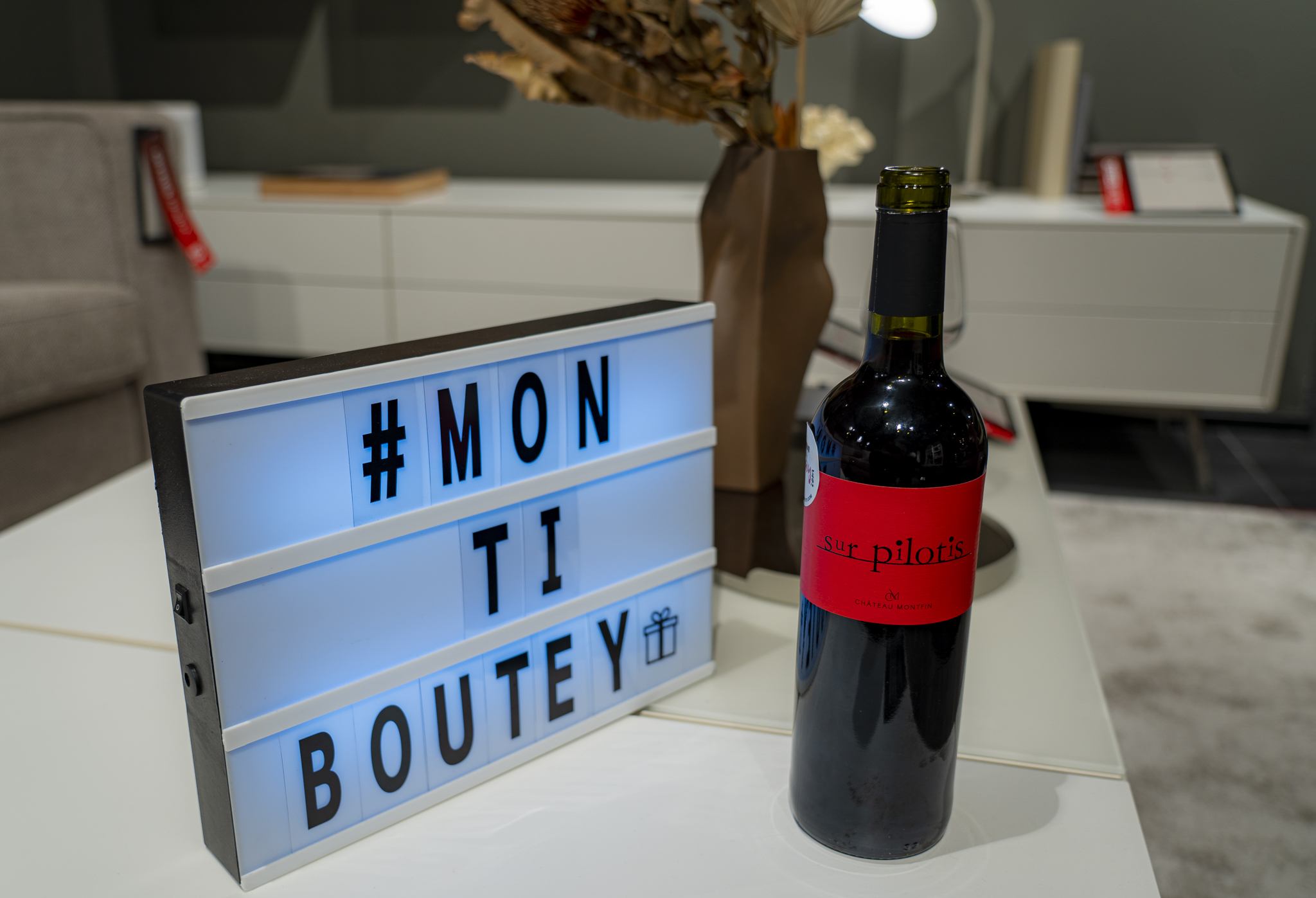 Dégustation BoConcept - Mon Ti' Boutèy